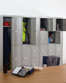Lockers & Personal Storage